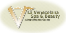 Logo de La Venezolana Spa & Beauty